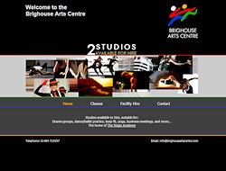 Link to Brighouse Arts Centre website