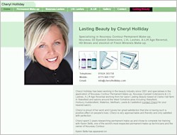 Link to Cheryl Holliday's website