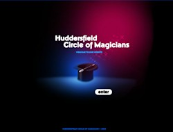 Link to Huddersfield Circle of Magicians website