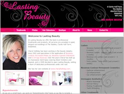 Link to Lasting Beauty website