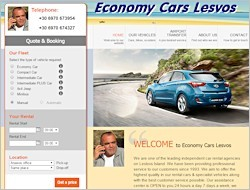 Link to Lesvos Car Hire website