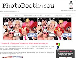 Link to Photobooth 4 You website