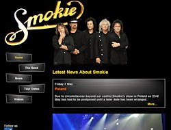 Link to Smokie's website
